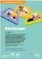 Scottish Antenatal Parent Education Briefing Paper